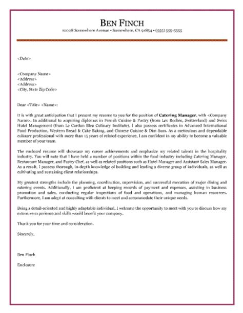 cover letter exles canada covering letter exle