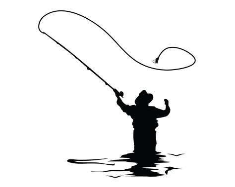fly fishing clipart   cliparts  images