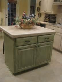 green kitchen islands glazed kitchen cabinets green kitchen cabinets cabinets portable kitchen island