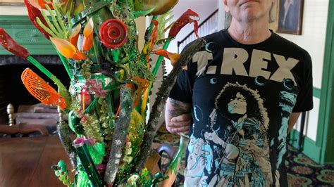 object artist robert morgan connects   modern