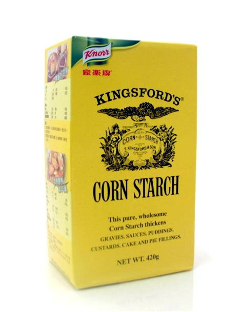 corn starch corn starch by kingsford buy online at the asian cookshop