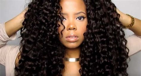 14 Crochet Braid Styles And The Hair They Used