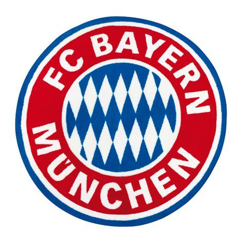Schwarzen bayern münchen hintergrund mit bayern münchen logo im raum mit sterne und lichtern. Bayern Munich Logo - We Need Fun