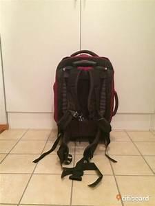 Osprey ryggsäck med hjul