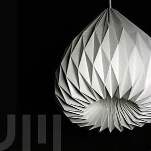 Origami Lampe Kaufen : snowdrop origami lampenschirm pinterest lampen origami und papierkunst ~ Markanthonyermac.com Haus und Dekorationen