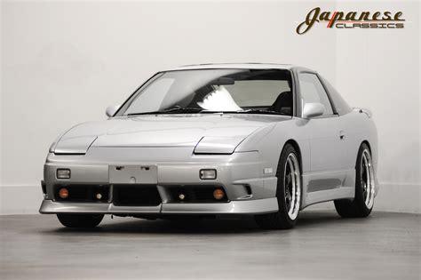 Japanese Classics | 1989 Nissan 180SX
