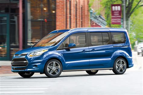 ford transit connect wagon  car review autotrader
