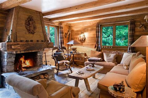 maison rondins de bois rental chalet courchevel 1850 14 monic1402