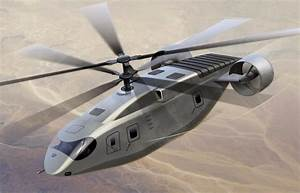 AVX Aircraft Concept Futuristic Attack Helicopter Wood ...