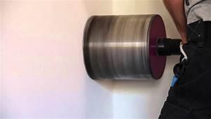 Kernbohrung Selber Machen : kernbohrung durch die au enwand f r einen schornsteinanschluss youtube ~ A.2002-acura-tl-radio.info Haus und Dekorationen