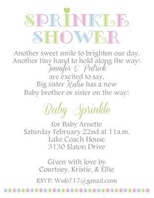 baby shower for second child 17 best images about a baby sprinkle 2nd or 3rd quot baby