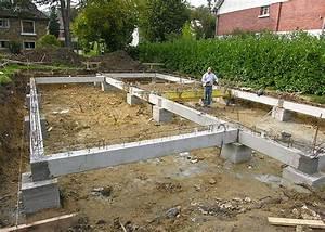 exceptionnel profondeur de fondation maison 0 With profondeur de fondation maison