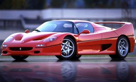 F50 Price by F50 At Auction For 65 000 Repairs Required
