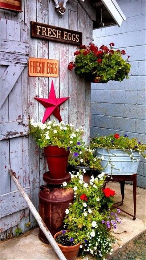 Small Primitive Garden Pictures Photos Images For