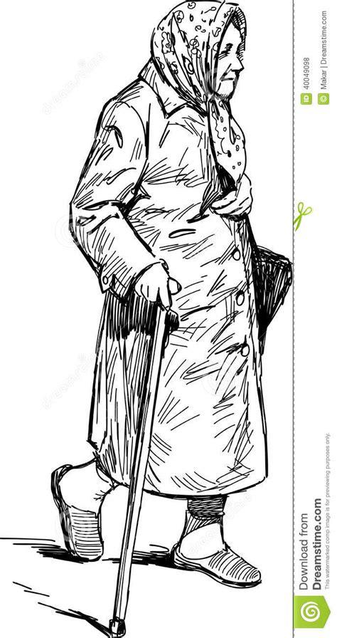 woman walking stock photo image