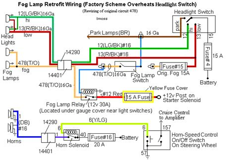 Wiring Diagram For Mustang Ford Forum