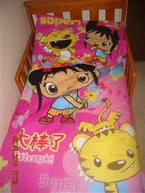 Ni Hao Kai Lan Toddler Bedding Set Baby