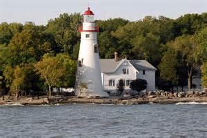 Lake Erie Marblehead Lighthouse Ohio