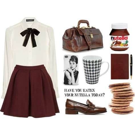 Have you eaten your Nutella today? | Vintage outfits Nutella and Vintage