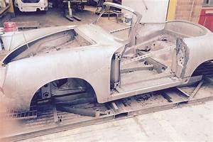 Classic Porsche 356 Acid Dip Restoration In Essex