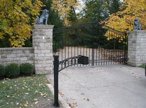 fancy entrance gates wrought iron railings archives coast iron workscoast iron works