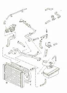 Porsche 944 Turbo Cooling Radiator Hose Kit