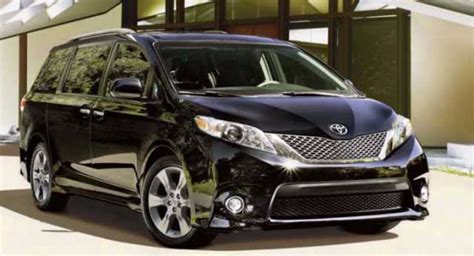 2018 Toyota Sienna Review, Specs, Mpg, Price 20182019