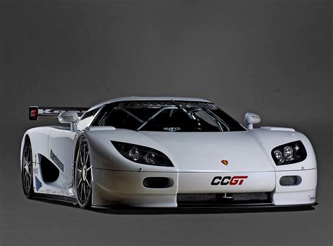 Koenigsegg Ccgt Race Car The Supercars Car Reviews