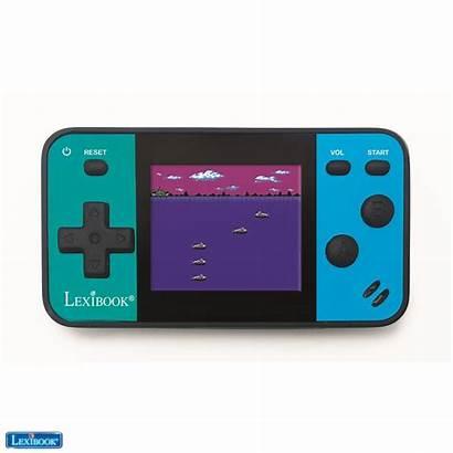 Jeux Console Lexibook Consoles Arcade Cyber Portable