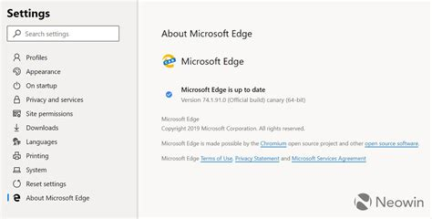 microsoft s new edge browser looks a lot like chrome in