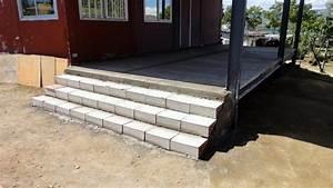 Foto: Ampliación de Escaleras de Hormigón de Reformas
