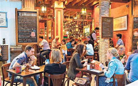 tapas andalusia restaurants sevilla bars restaurant spain seville bar quiet food eating pizarro having jose why fine telegraph travel markets