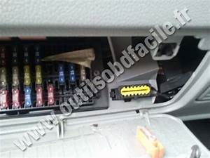 Obd2 Connector Location In Renault Kangoo