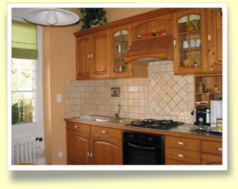 cuisine encastree cuisine équipée de la location meublée à bagnoles de l 39 ornz