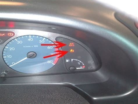 siege conducteur xsara picasso voyant airbag allumé citroën xsara