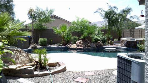arizona backyard landscaping arizona backyard landscape design with pool yelp