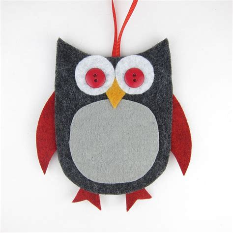 owl ornament tutorial holds gift cards too cute