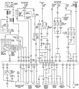 1988 Pontiac Fiero Wiring Diagram