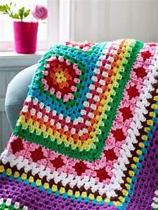 Granny Square Decke Häkeln : top 12 giant granny squares crochet h keln decke h keln h keln ideen ~ Orissabook.com Haus und Dekorationen