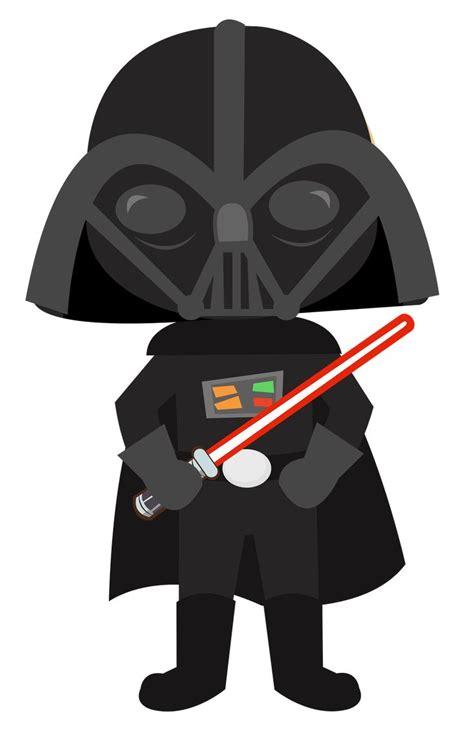 Darth Vader Clip Wars Clipart Darth Vader Pencil And In Color