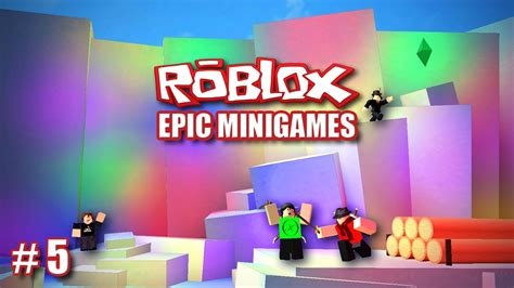 Playing With Fans (roblox Epic Minigames #5) Youtube