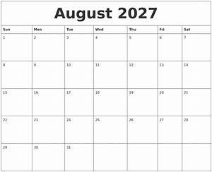 December 2027 Blank Schedule Template