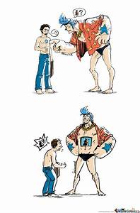 Franky And Ironman...... Super!!!! by hinks121487 - Meme ...