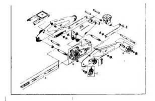 craftsman 1 1 2 ton capacity floor jack parts model