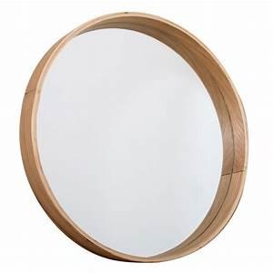 Spiegel Holz Rund : ber ideen zu runde spiegel auf pinterest spiegel wandspiegel und polsterhocker ~ Whattoseeinmadrid.com Haus und Dekorationen