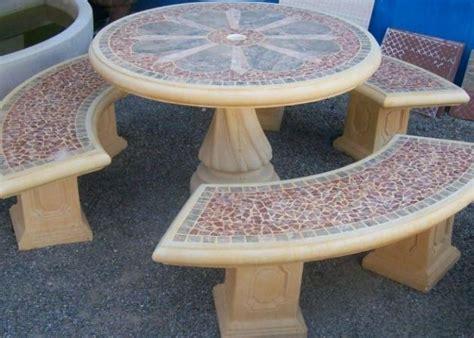 Outdoor Tables For Sale garden furniture precast concrete tables patio outdoor