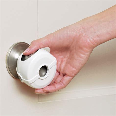proof door handle munchkin door knob covers child proof door handle