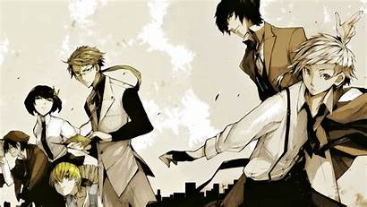 Stray Bungou Dogs Bungo Wallpapers