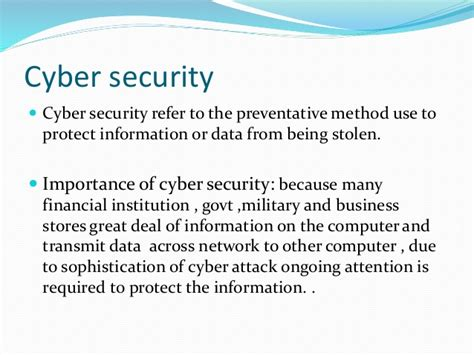 the importance of alarms cyber crime and security