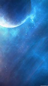 Blue Space Wallpaper (75+ images)